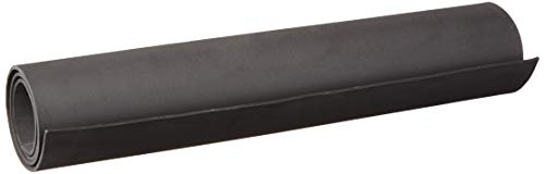 2-Pack EVA Foam Cosplay Ultra High Density 85 kg//m/³ 2 Pack: 6mm Thick by The Foamory Black 35 x 59 inch Sheets