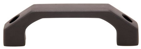 Rohde DUH-70 Reinforced Nylon Rectangular Pull Handle 2 9/32 x 8 37/64 Long, 7/16 C'Bore