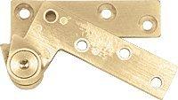 CRL Polished Brass Full Mortise Non-Handed 3/4