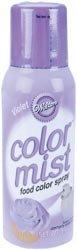 Bulk Buy: Wilton Color Mist Food Color Spray 1.5 Ounces Violet W710CM-5504 (3-Pack)