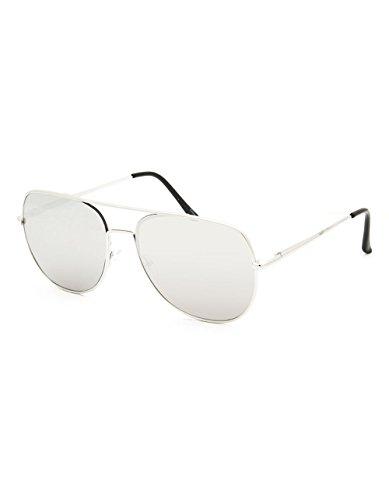 BLUE CROWN Turntable Aviator Sunglasses, - Turntable Sunglasses