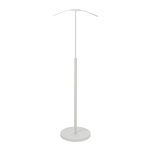 Ikea napen - Perchero Blanco - de 77 a 127 cm: Amazon.es ...