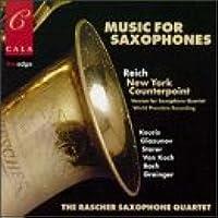 Play Keuris/Reich/Bach/&