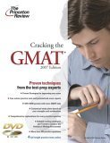 Cracking the GMAT 2007, Geoff Martz and Adam Robinson, 0375765530