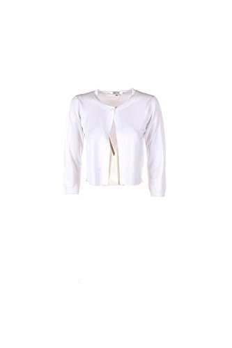 Cardigan Donna Anis L Bianco 733022 Primavera Estate 2017