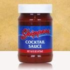 Skipper's Cocktail Sauce 16oz Plastic Jar (6 Pack)