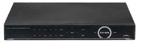 - UVST MAGIC-QL16 Magic QL Series - 16CH 1080p Quad-Brid DVR System, Digitech Solutions Inc. No Hard Drive Included