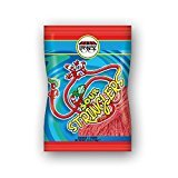 Paskesz Sour Stringers No Artificial Colors 3.5 Oz. Pack Of 3.