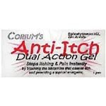 - Anti-Itch Dual Action Gel-Box of 25