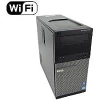 Dell Optiplex 9020 Business Tower Computer 4th Gen Desktop PC (Intel Core i5-4570, 4GB Ram, 500GB HDD, WIFI, VGA, Display Port) Win 10 Pro With CD (Certified Refurbished)