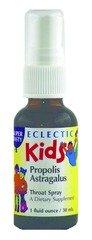 Eclectic Institute Ginger - Kids Propolis-Astraglaus Throat Spray Eclectic Institute 1 oz Liquid