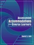 Assessment Alternatives for Diverse Classrooms, Farr, Beverly P. and Trumbull, Elise, 092684251X