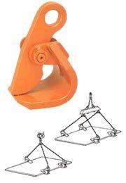 イーグルクランプ HO型 鋼板水平つり用クランプ HO-1 (10010500) B01KIZQPXM