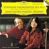 Schumann : Sonates pour violon et piano n° 1 et 2