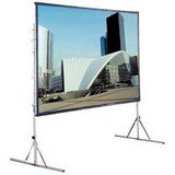 - Cinefold CineFlex Portable Projection Screen Viewing Area: 161