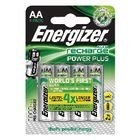 Energizer Rechargeable NiMH Battery AA 1.2 V Power+ 2000 mAh 4-Blister ()