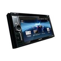 Sony XAV-W601 Double-Din DVD Car Stereo (Black) Multimedia Speaker Systems at amazon
