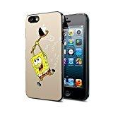 4ebb92cc5496 Spongebob Jelly Plastic Case For iPhone 5 5S SE