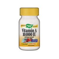 Nature's Way Vitamin A, 100 Softgels