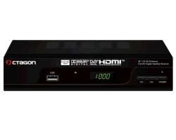 Octagon SF118 Full HD Satellite Receiver