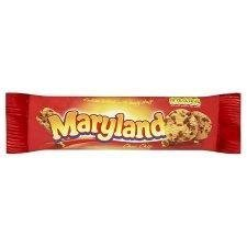Maryland Traditional Chocolate Chip Cookies 172g - Pack of 6