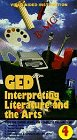 GED Interpreting Literature and the Arts VHS