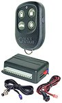 Black Widow BW853 4-Button Keyless Entry System