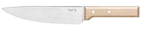 Opinel No 118 Parallele Stainless Steel Multi-Purpose Chef's -