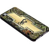 Camo Browning Chevrolet for Iphone Case (iPhone 6 plus white) (Browning Cell Phone Cases)