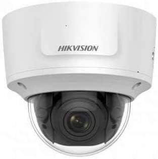 HIKVISION DS-2CD2743G0-IZS 4MP Outdoor WDR Motorized Varifocal Dome Network Camera 2.8-12mm IR Network IP Security Camera International Original English Version (Similar to DS-2CD2743G1-IZS)
