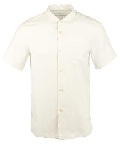 Tommy Bahama Men's Big & Tall Catalina Twill Camp Shirt-C-XLT