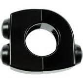 Motogadget MG4000325 M-Switch 3 Button Billet Hand Control - All Black - 7/8