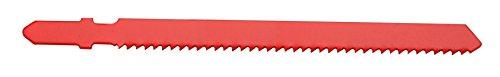Ethan 38534 HSS Metal Cutting T-Shank Jig Saw Blade, 5-Inch by 24TPI, 5-Pack - Hss Shank Jigsaw Blade