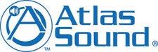Atlas-Sound 10W Single Gang Stainless Steel 70v Attenuator w/Priority - Atlas Single