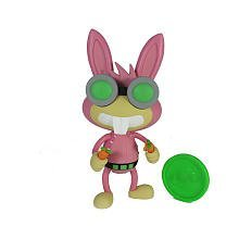 Poptropica 6 Inch Action Figure Dr. Hare (Poptropica Toys)