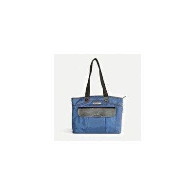 "CLARK & MAYFIELD Newport Laptop Handbag 17.3"" (Navy Blue)"