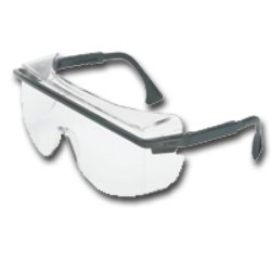 Astro Over-The-Glass Safety Glasses with Patriot Frames/Gray Lens Tools Equipment Hand Tools
