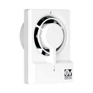 2 Pezzi Vortice Aspiratore Elicoidale da bagno M100//4 Montaggio a parete//tubo Portata aria 85 m/³//h Diametro Nominale 100 mm 11620