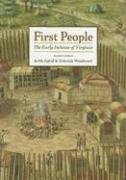 First People  The Early Indians Of Virginia