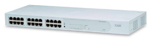 3Com 3C16411 24-Port 100Mbps Ethernet Hub