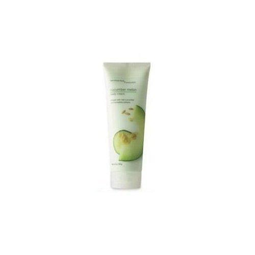 Bath & Body Works 8 Oz Cucumber Melon Body Cream - Original Pleasures Collection