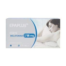 Amazon.com: Epaplus Melatonina Forte 60 Capsules x 1.98mg - Improves Sleep Quality by Helping to Control Insomnia - A Complement to A Deep, Restful Sleep ...
