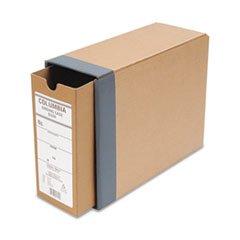 ((6 Pack Value Bundle) GLWB50H Recycled Fiberboard Binding Case, 11 x 8-1/2, 3-1/8