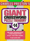 Charles Preston's Giant Crossword Puzzle Treasury, Charles Preston, 0399523472