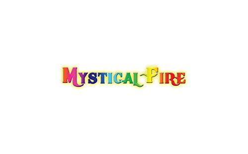 Mystical Fire 24 Pack by AJHWW Fire Flame Colorant, MULTI
