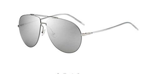 Authentic Christian Dior Homme 0195 S 0J25 Palladium Crystal - Dior Homme Sunglasses