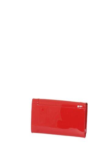 ARMANI JEANS - BORSA A TRACOLLA ARMANI JEANS IN VERNICE 05249 [ARMANI 05249 RJ] - ARMANI 05249 RJ - A4 ROSSO-RED