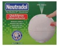 Neutradol Quick Spray 50ml Superfresh X 3