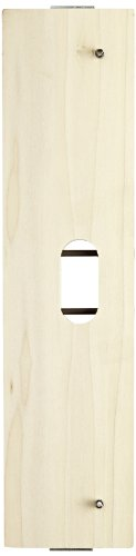 SOSS Wood Router Guide Template for #204 Invisible Hinges, 3/8