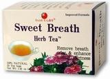 Sweet Breath Herb Tea - Tea Sweet Breath 20 Bags